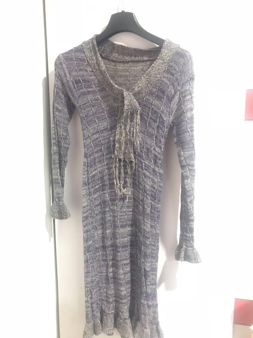 Rajut dress