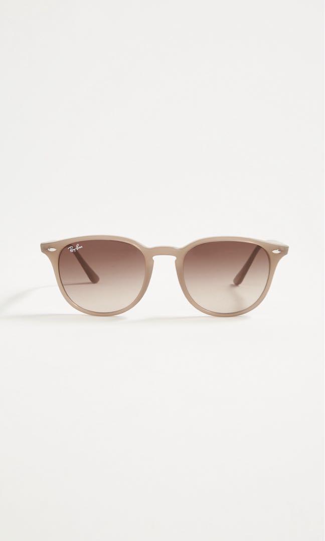 RayBan Highstreet Round Sunglasses