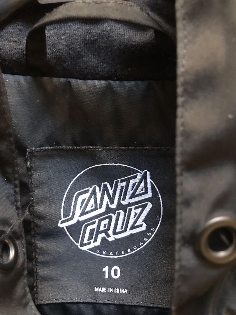Santa Cruz jacket