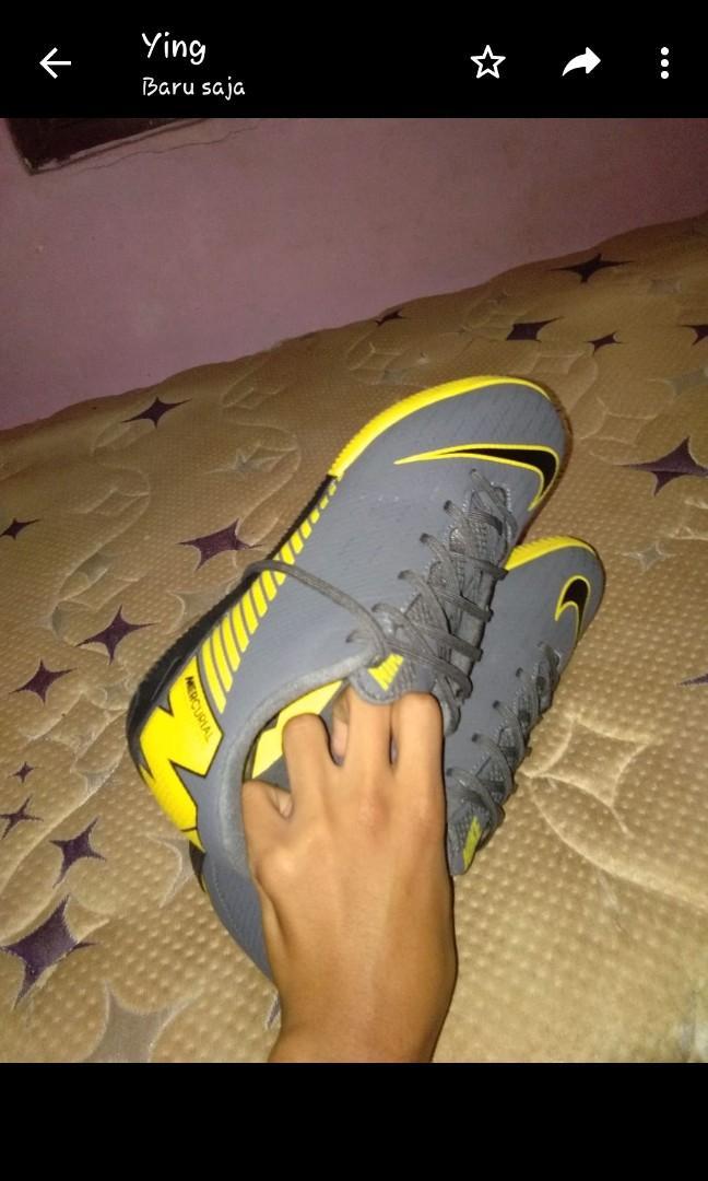 Sepatu Futsal  ORI Nike mercurial vapor