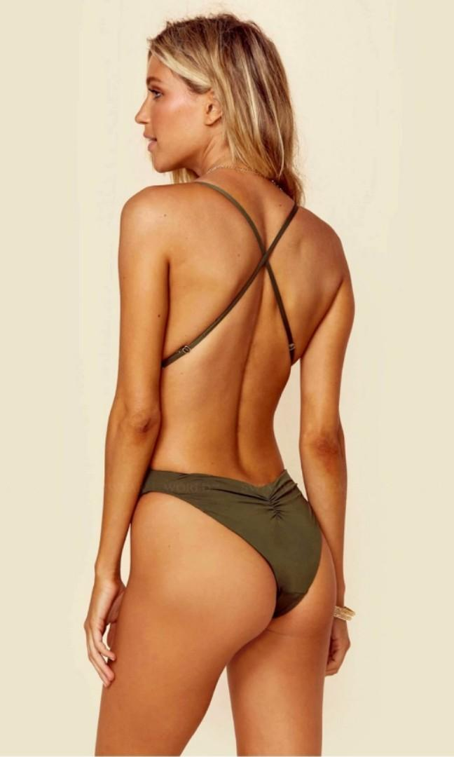 Sexy Bare Back Swimsuit by Blue Life