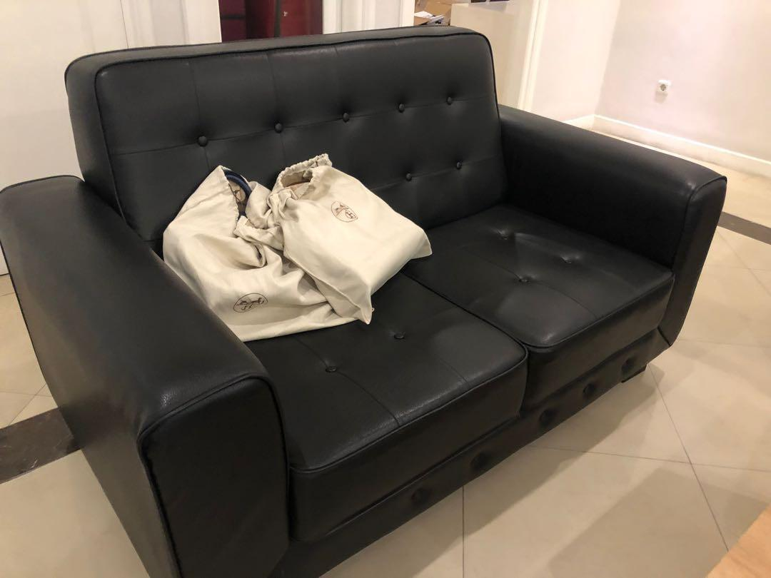 Sofa set 6 seat (termasuk meja laci)