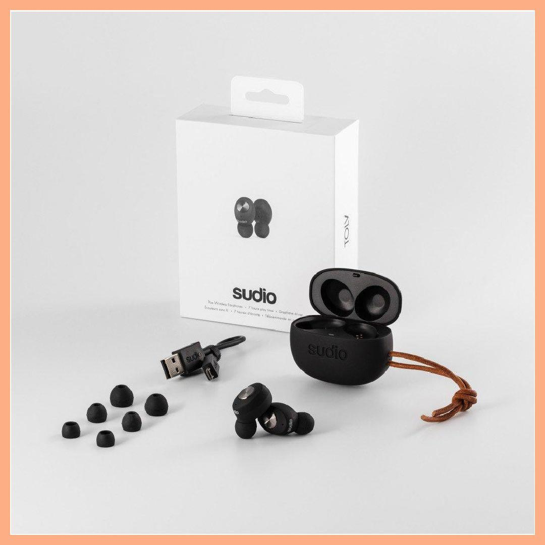 SUDIO - Tolv 真無線藍牙耳機 多色 包郵