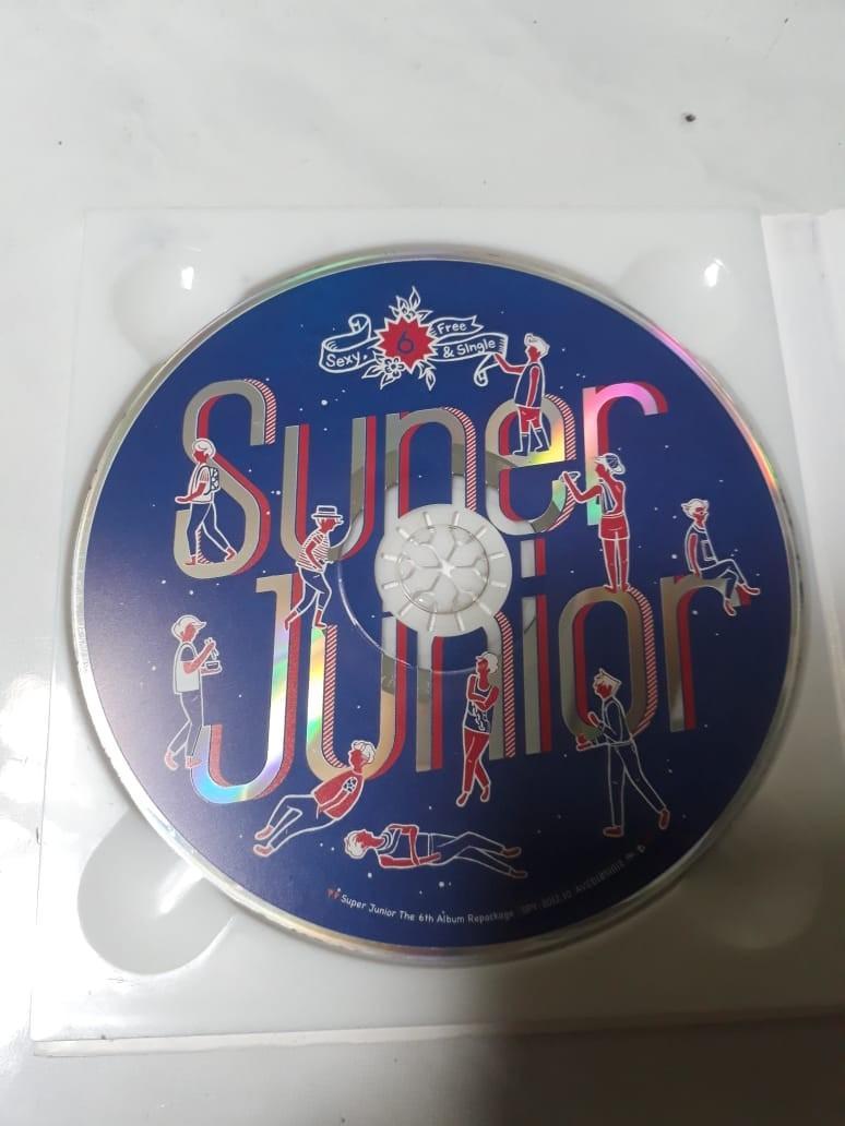 Album Super Junior SPY