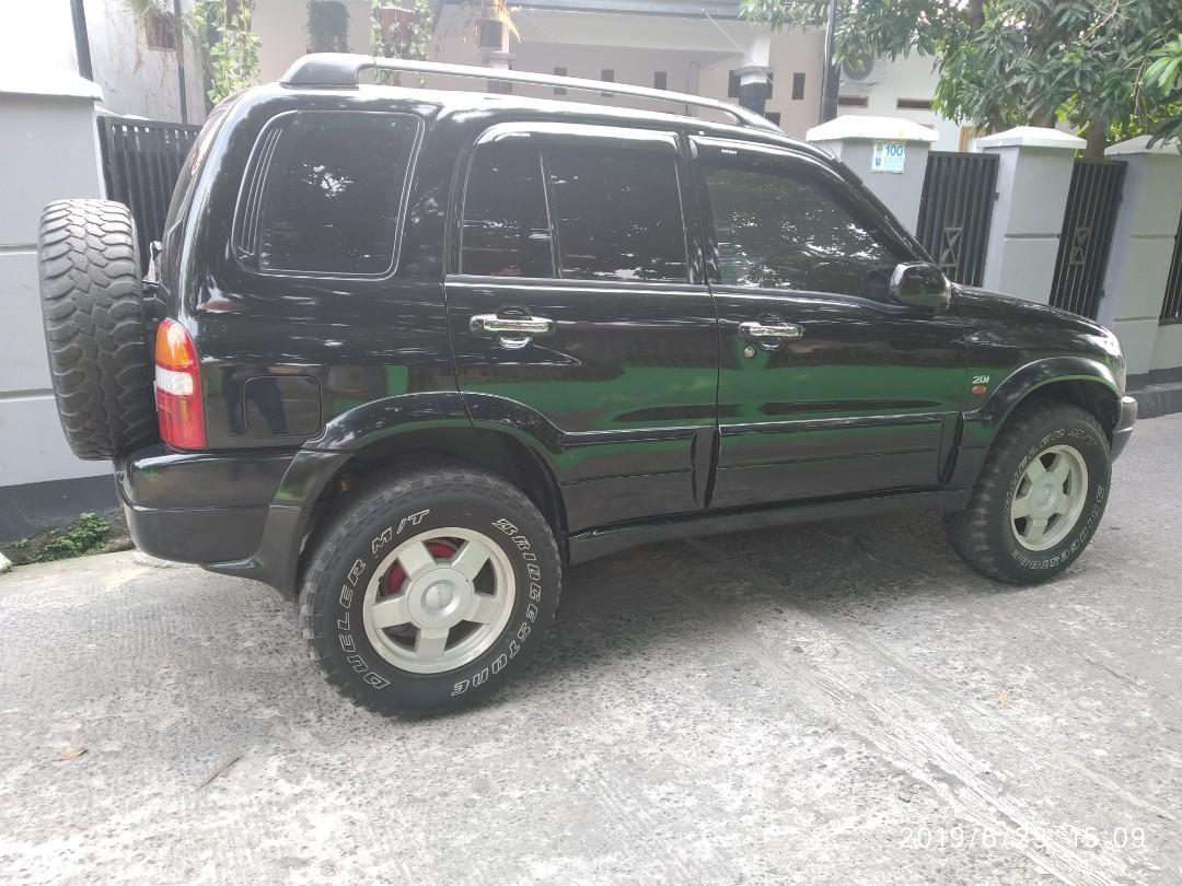 Suzuki Grand Escudo 2.0 AT 2002