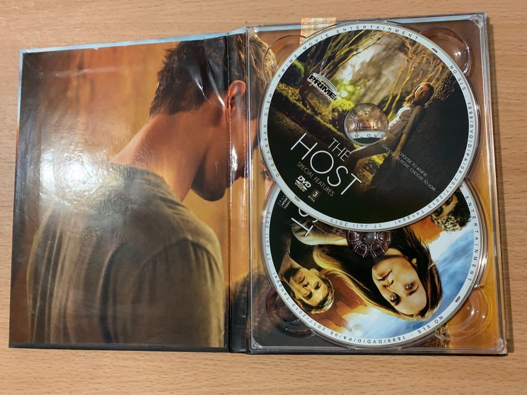 The Host Movie DVd  Original