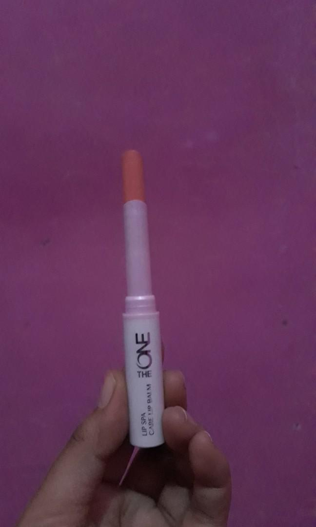 The One Care Lip Balm (Natural Pink)