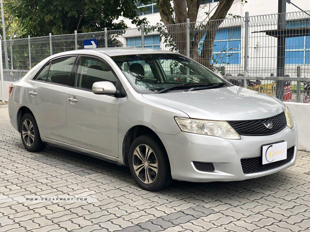 Toyota Allion 1.5a *good condition* Vios Wish Altis Car Axio Premio Allion Camry Estima Honda Jazz Fit Stream Civic Cars Hyundai Avante Mazda 3 2 For Rent Grab Rental Gojek Or Personal Use Low price and Cheap