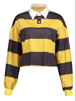 Rugby Polo Long-Sleeved Shirt