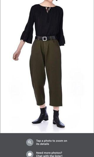 TEM RADLEY HIGH WAISTED PANTS