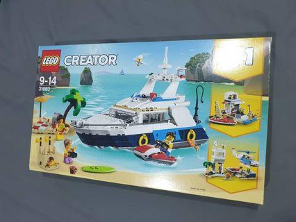 LEGO Creator 31083 Cruising Adventures