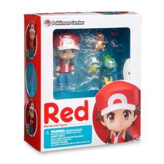 🚚 OEM Red Nendoroid Figurine