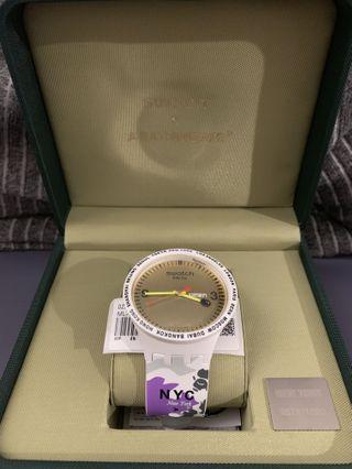Swatch x Bape watches