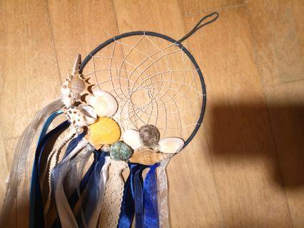 Seashell Dreamcatcher