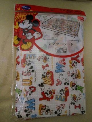 米奇 野餐墊 Mickey picnic mat