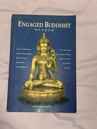 ENGAGED BUDDHIST READER by Arnold Kotler (ed)