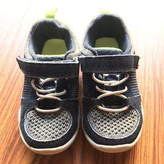 Carter's blue sneakers
