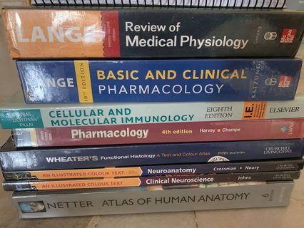 #CarousellxCasetify Medical books for sales