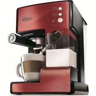 Oster 奶泡大師義式咖啡機 (過保)(9成新)