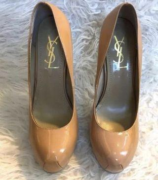 YSL pump shoes miror 1:1 with authentic