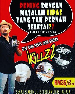 I killzz (bunuh serangga)