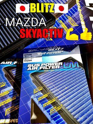🇯🇵BLITZ🇯🇵 Mazda SkyActiv 💪 drop in filter