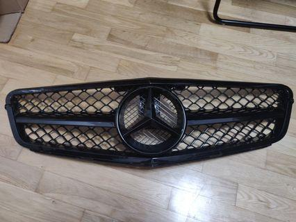 W204 c180 c200 front grille grill Mercedes