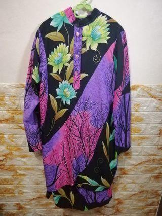 Baju Kurung moden (tempah)