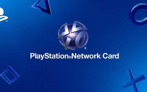 PlayStation Network Card (SG & US) For Sales
