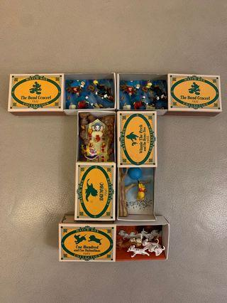 Match box collection ( by Walt Disney)