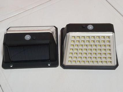 🚚 Solar Energy Wall Lamp x 2pcs