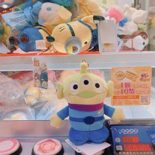 Toy Story 三眼仔 公飾 吊飾