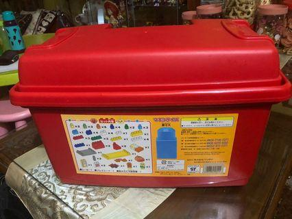 Mega bock set with box(Ampaman)