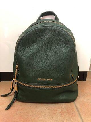 Michael Kors Rhea Zip Backpack