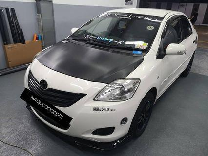 Toyota vios/JDM all models/Decals