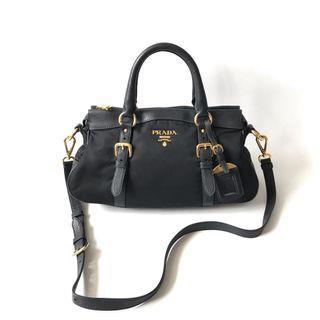 Prada Bag Black Tessuto 2012