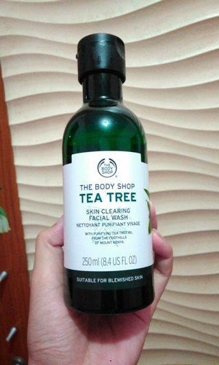 The Body ShopTea Tree Face Wash [250 mL]