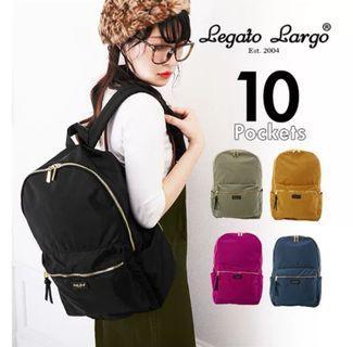 日本Legato largo防潑水背包 #背囊#Backpack