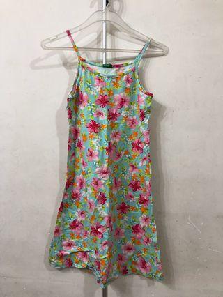 New! Summer floral dress