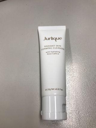 BN Jurlique Radiant skin foaming cleanser 20g