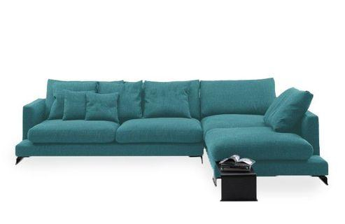 Coria sectional sofa, right handed