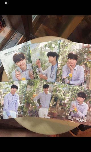 Yook SungJae cards ♥️  #CarousellxCasetify
