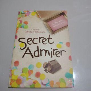 [PL] Novel Secret Admirer by Karizza Rakmavika