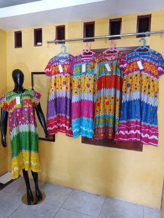 Mididress colourful
