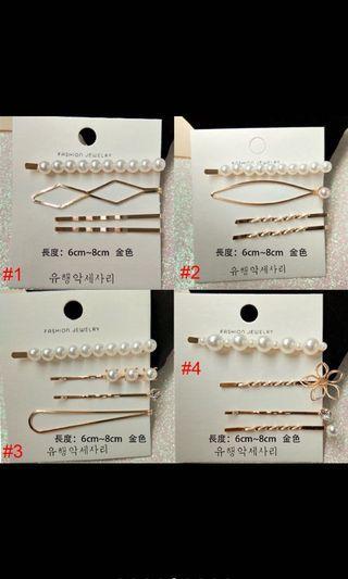 🚚 Women Hairpins