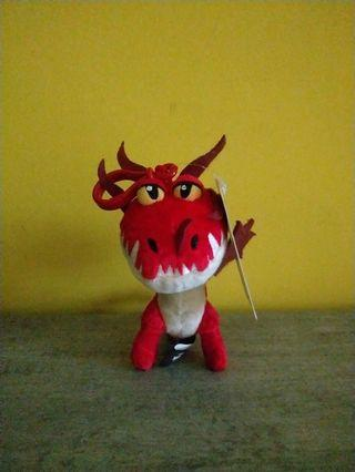 🚚 How to train your dragon suff toy (hookfang)