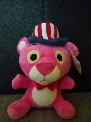 🚚 Suffed pink panther toy