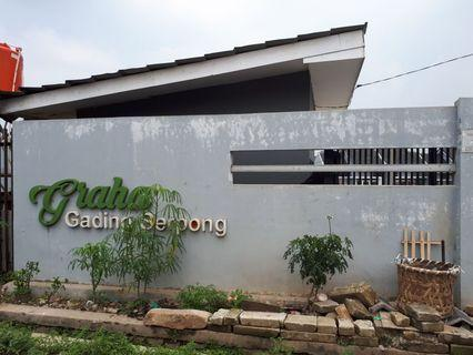 FOR SALE Graha Gading Serpong