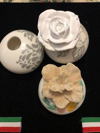 🚚 Diffuser container & ceramic