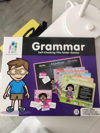 英文文法教具